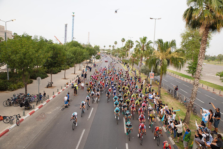 Giro D'Italia 2018, Tel Aviv