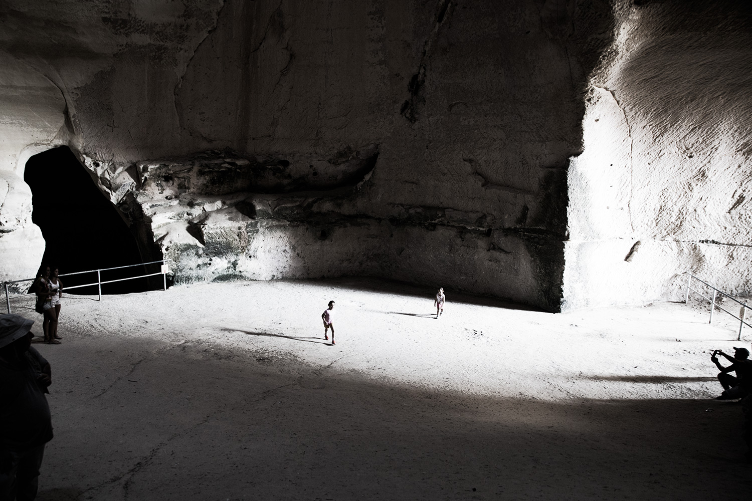 Bell Caves in Beit Guvrin