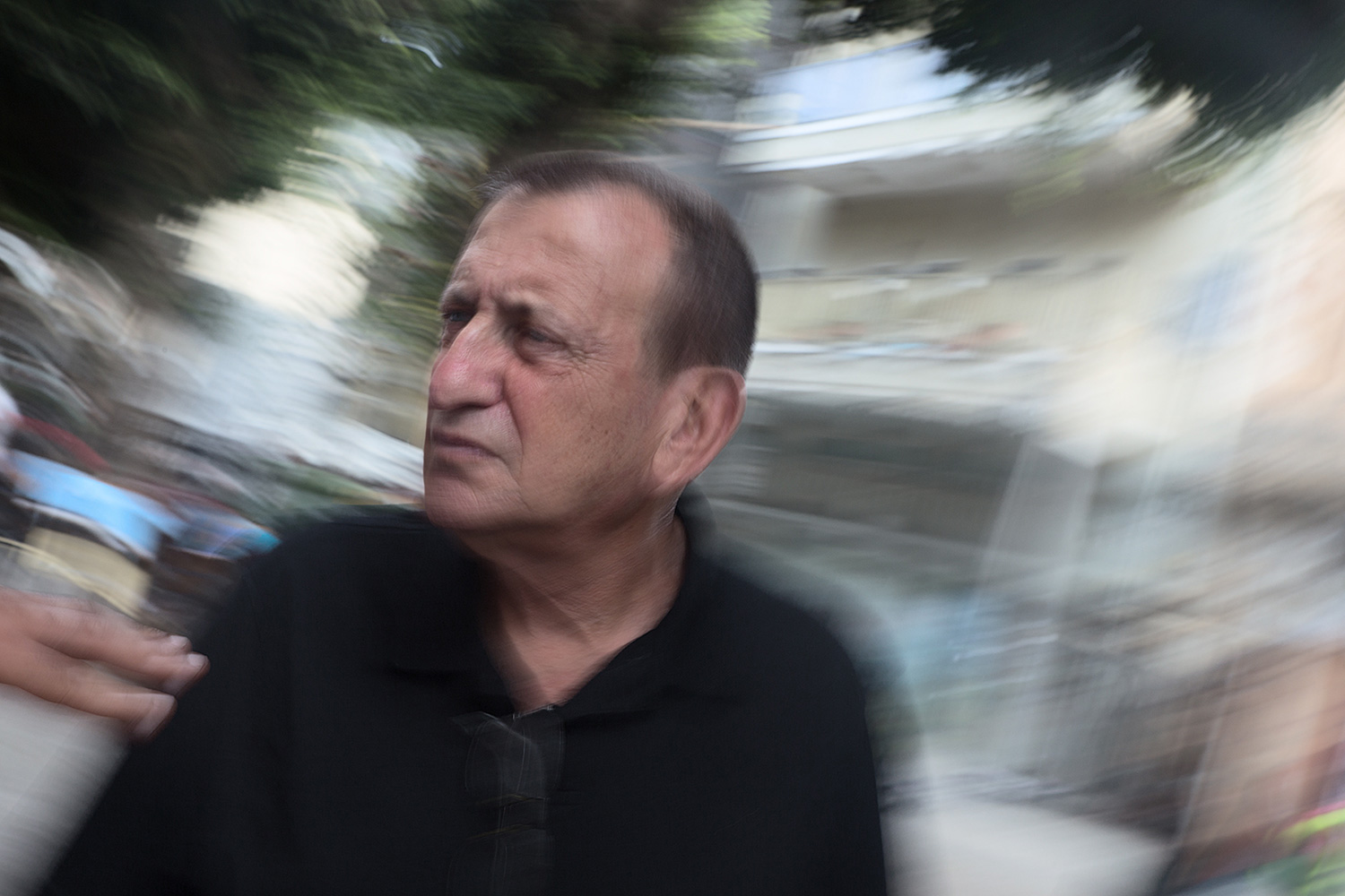 Ron Huldai, Mayor, In Florentin, Tel Aviv